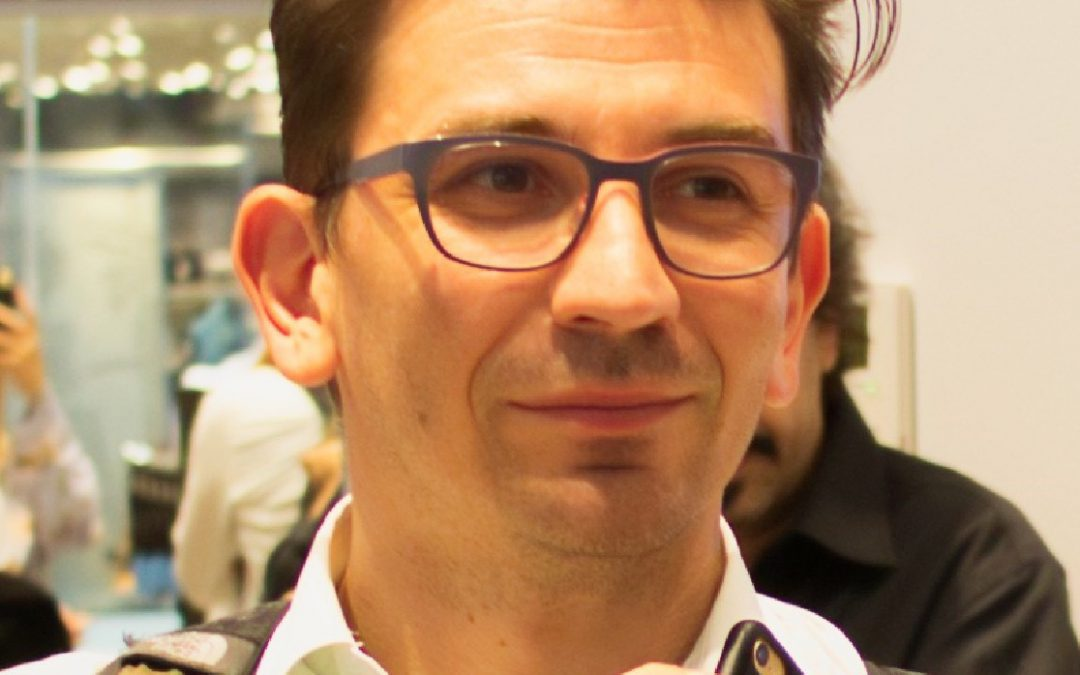 Lino Garbellini, giornalista di Wired e Gazzetta dello Sport, inaugura Incontri Digital
