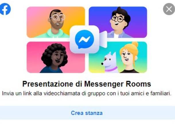 Le stanze di facebook, cosa sono e a cosa servono?